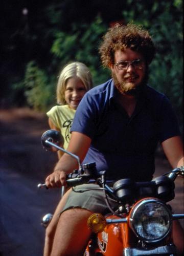 Brian Churi circa 1980